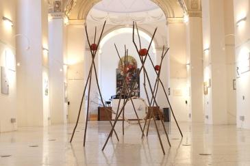 Mostra Dissolvenze di Marco Nones Istituto Cultura Italiano Praga - foto Eugenio Del Pero