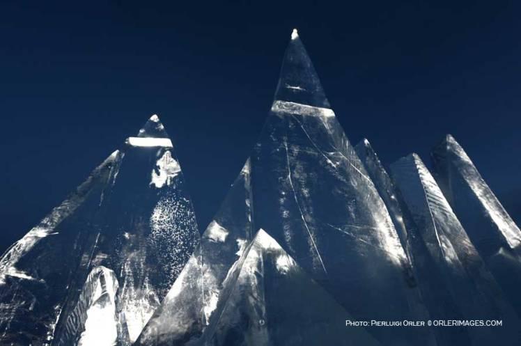 ICE SKYLINE di Marco Nones - foto Pierluigi Orler