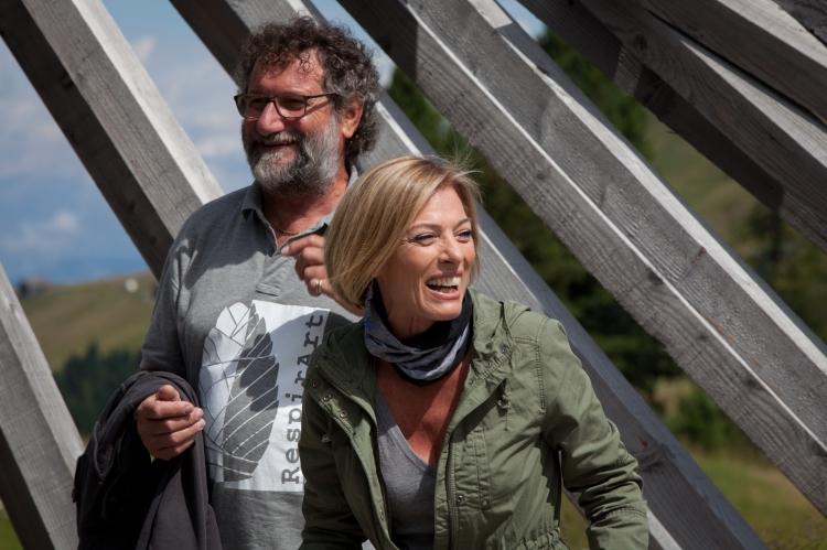 Aldo Pallaro e Maria Concetta Mattei RespirArt 2015 PH Eugenio Del Pero