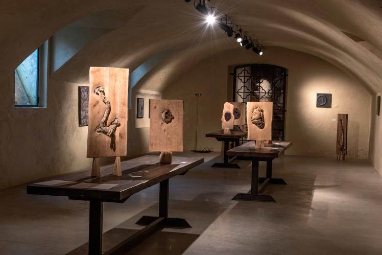 Marco Nones mostra Galleria Casa Dugnani 19 Foto Raul Zini