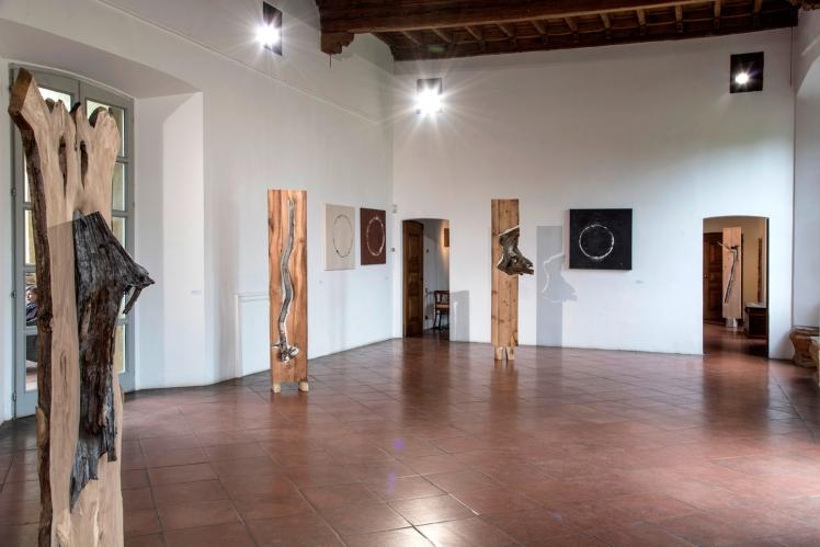 Marco Nones mostra Galleria Casa Dugnani 21Foto Raul Zini