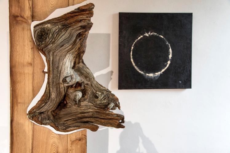Marco Nones mostra Galleria Casa Dugnani 24 Foto Raul Zini