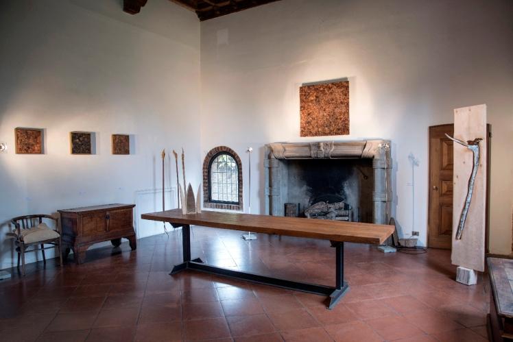 Marco Nones mostra Galleria Casa Dugnani 27 Foto Raul Zini