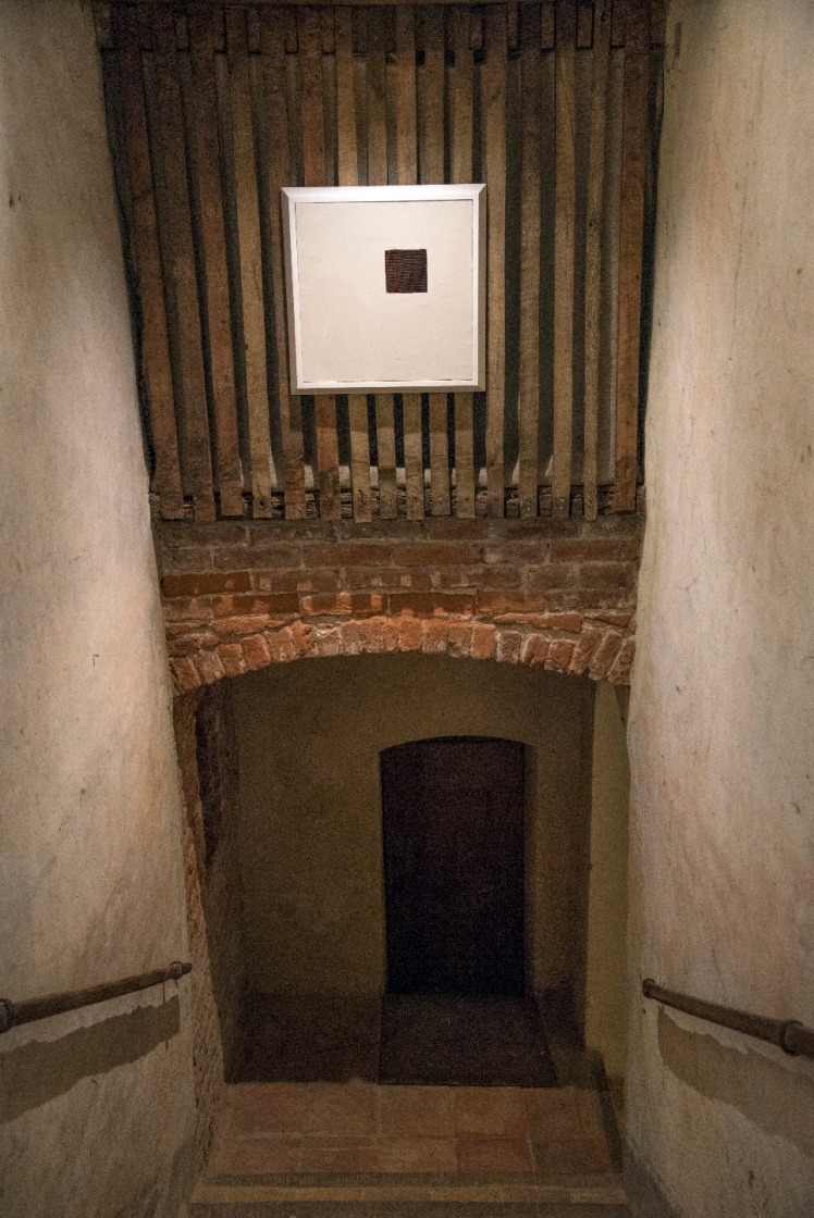 Marco Nones mostra Galleria Casa Dugnani 28 Foto Raul Zini