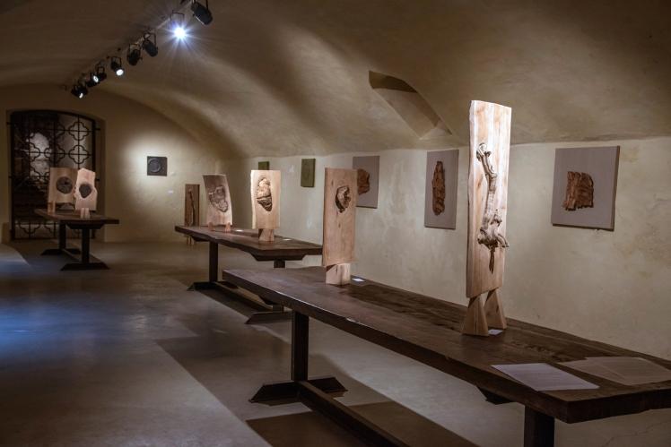 Marco Nones mostra Galleria Casa Dugnani 4 Foto Raul Zini